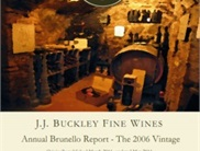 2006 Brunello Vintage Special Report
