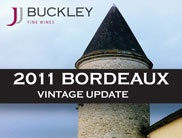2011 Bordeaux Vintage Update