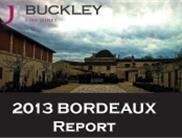 2013 Bordeaux Report
