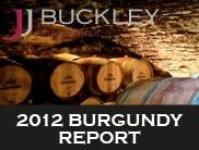 2012 Burgundy Report
