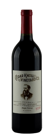 2009 Cedar Knoll Vineyard Co. Cabernet Sauvignon