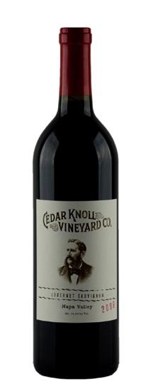 2009 Cedar Knoll Vineyard Co. Cabernet Sauvignon