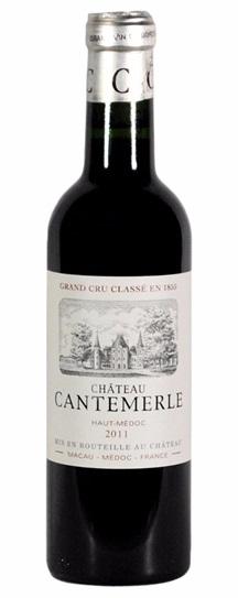 2011 Cantemerle Bordeaux Blend