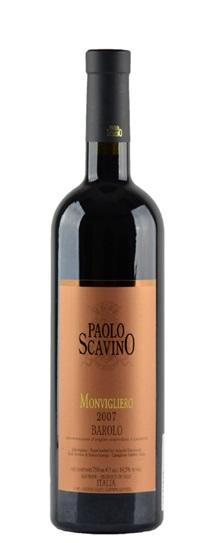 2008 Scavino, Paolo Barolo Monvigliero