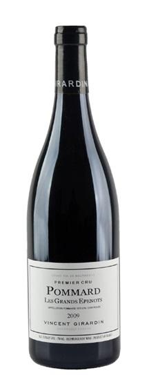 2009 Vincent Girardin Pommard Grands Epenots Vieilles Vignes