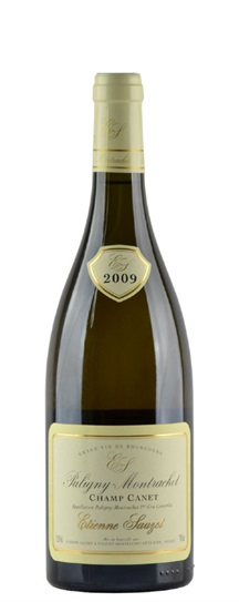 2009 Sauzet, Domaine Etienne Puligny Montrachet Champ Canet Premier Cru