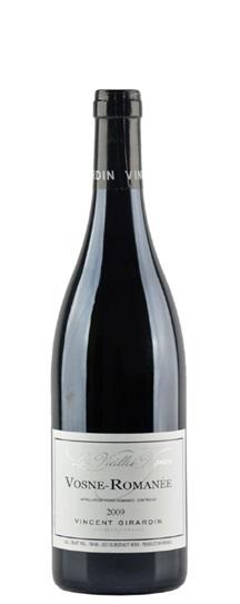 2009 Girardin, Vincent Vosne Romanee Vieilles Vignes