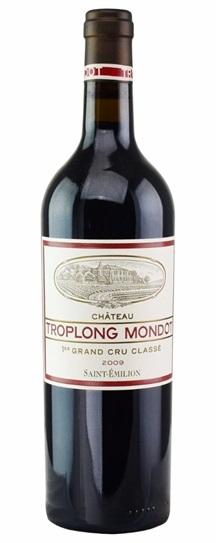 2009 Troplong-Mondot Bordeaux Blend