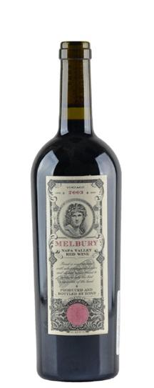 2004 Bond (Harlan) Melbury Proprietary Red Wine