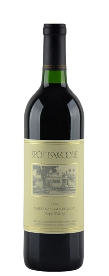 1992 Spottswoode Cabernet Sauvignon