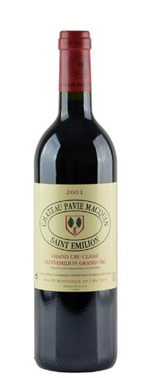 2011 Pavie-Macquin Bordeaux Blend