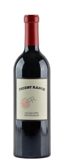 2009 Priest Ranch Petite Sirah Somerston Vineyards