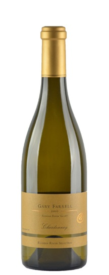 2010 Gary Farrell Chardonnay Carneros Selection