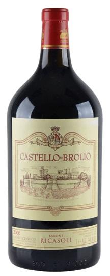 2006 Barone Ricasoli Chianti Classico Castello di Brolio
