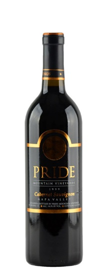 1997 Pride Mountain Vineyards Cabernet Sauvignon