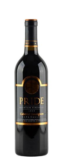 1998 Pride Mountain Vineyards Cabernet Sauvignon