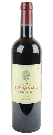 2010 Clos Puy Arnaud Bordeaux Blend
