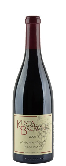 2008 Kosta Browne Pinot Noir Sonoma Coast