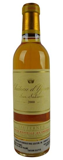 2000 Chateau d'Yquem Sauternes Blend