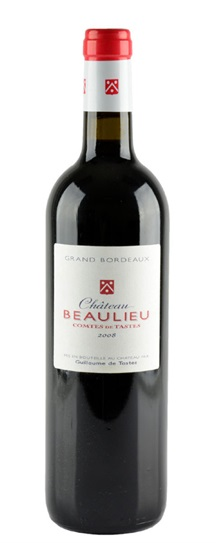 2008 Beaulieu Comtes de Tastes Bordeaux Blend