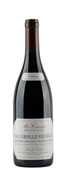 2009 Meo Camuzet Frere et Soeurs Chambolle Musigny Feusselottes