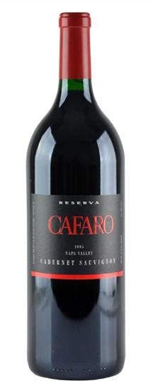 1995 Cafaro Cabernet Sauvignon Reserva