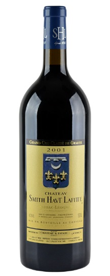 2001 Smith-Haut-Lafitte Bordeaux Blend