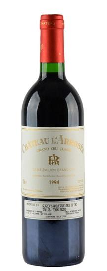 1995 Arrosee, L' Bordeaux Blend