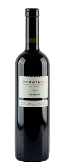 2009 Kir-Yanni Estate Paranga
