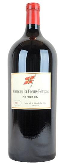 2011 Fleur Petrus, La Bordeaux Blend