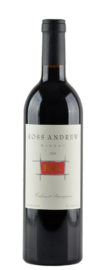 2005 Ross Andrew Winery Cabernet Sauvignon