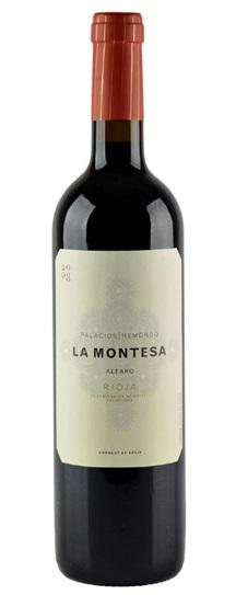 2008 Palacios Remondo Rioja Herencia Remondo La Montesa