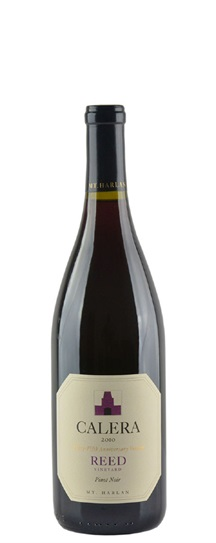 2010 Calera Pinot Noir Reed Vineyard