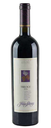 1997 Flora Springs Trilogy Proprietary Red Wine