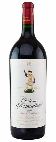1994 d'Armailhac Bordeaux Blend