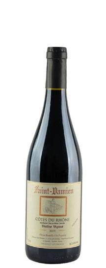 2009 St Damien, Domaine Cote du Rhone Vieilles Vignes