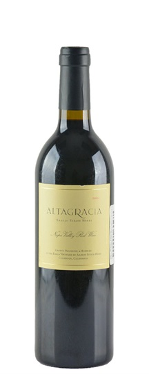 2001 Araujo Estate Cabernet Sauvignon Altagracia