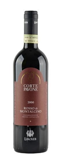 2006 Corte Pavone Rosso di Montalcino