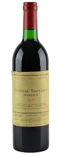 1985 Trotanoy Bordeaux Blend