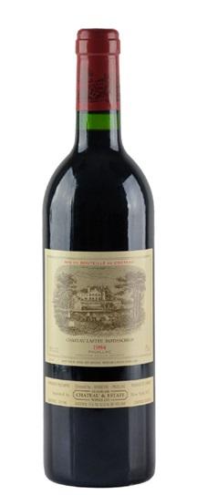 1984 Lafite-Rothschild Bordeaux Blend
