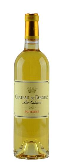 2009 Chateau de Fargues Sauternes Blend