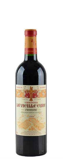2008 La Vieille Cure Bordeaux Blend