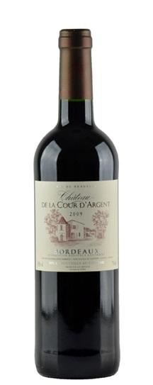 2010 La Cour d'Argent Bordeaux Blend