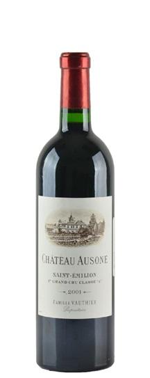 2002 Ausone Bordeaux Blend