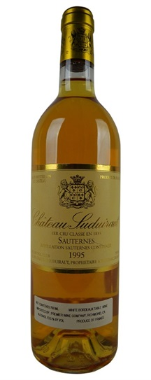 1995 Chateau Suduiraut Sauternes Blend