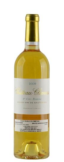 2009 Climens Sauternes Blend