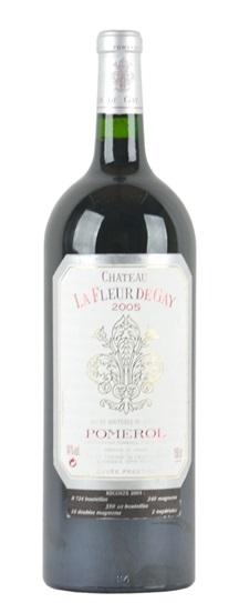 2005 Fleur de Gay, La Bordeaux Blend