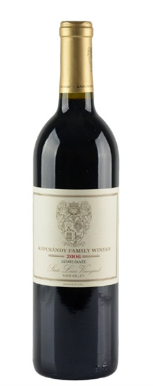 2006 Kapcsandy Family Winery Estate Cuvee (State Lane Vineyard)