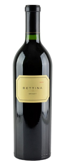 2010 Bryant Family Vineyard Bettina Bryant