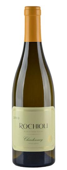 2010 Rochioli Chardonnay